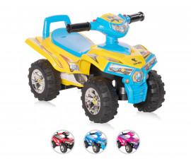 Детска количка за яздене и каране с крачета Lorelli ATV, асортимент 1040008