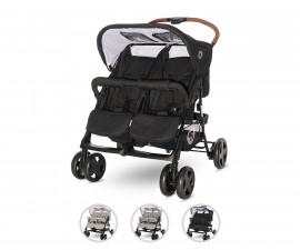 Бебешка количка за близнаци с чанта Lorelli Twin, асортимент 1002007