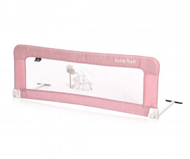 Преграда за бебешко креватче Lorelli Safety Night, Beige Rose Rabbits 10180032153