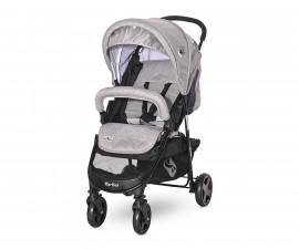 Бебешка количка с покривало Lorelli Martina, Cool Grey 10021712123