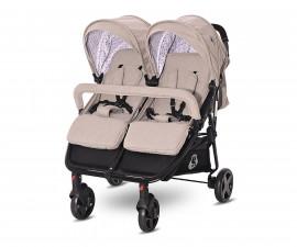 Бебешка количка за близнаци с чанта Lorelli Duo, String Dots 10021542115