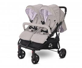 Бебешка количка за близнаци с чанта Lorelli Duo, Grey Dots 10021542173