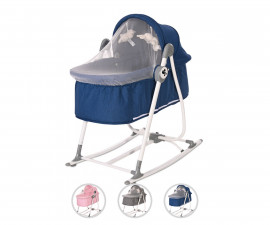 Бебешко креватче-люлка Lorelli Alicante, асортимент 1008049