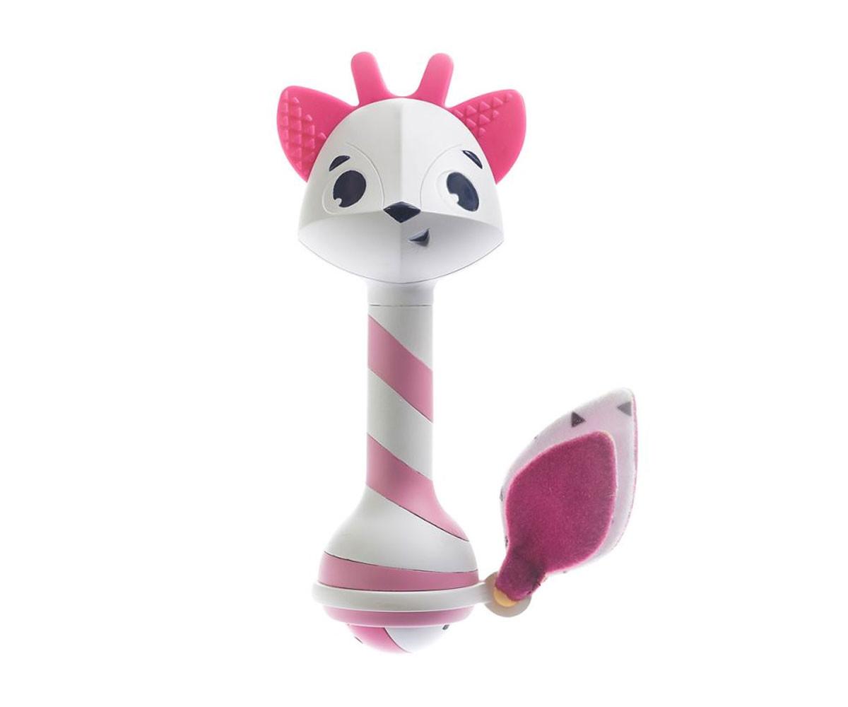 Дрънкалка-гризалка Tiny Love Florence Fawn, розов елен 3м+