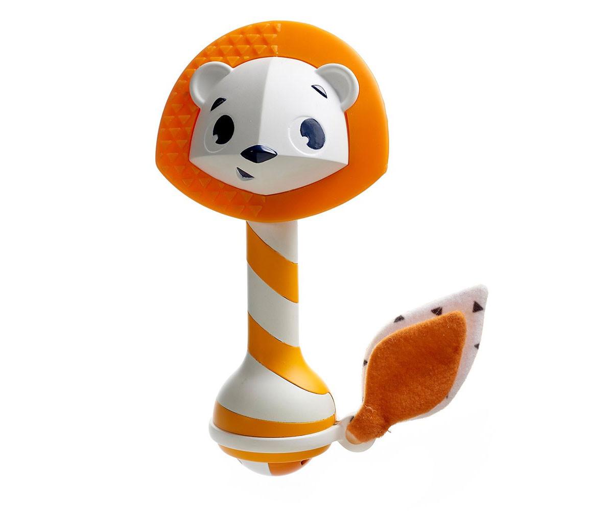 Дрънкалка-гризалка Tiny Love Leonardo Lion, жълто лъвче 3м+