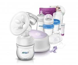 Комплект за кърмене Philips-Avent Natural