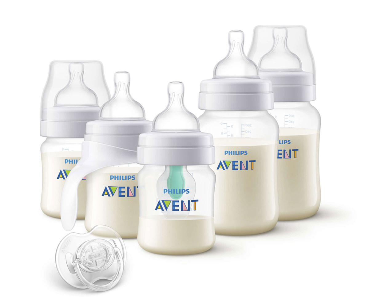 Комплект за новородено Philips-Avent Classic Anti-colic AirFree, PP
