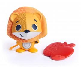 Детска интерактивна играчка чудни приятели Tiny Love Leonardo, жълто лъвче TL.0311.003