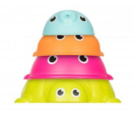 Комплект от креативни играчки за баня с ''дъжд'' Canpol Ocean, 4 броя 79/106