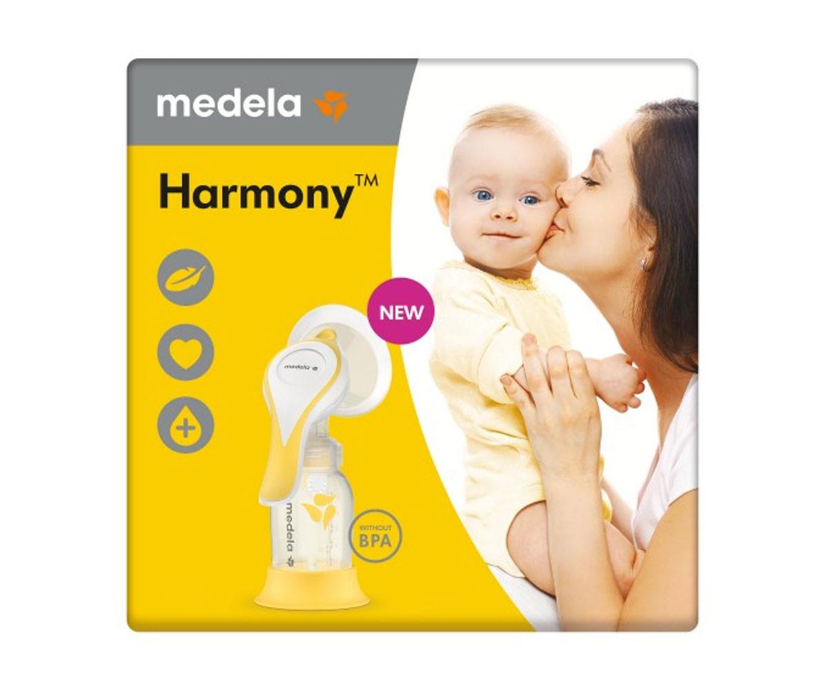 Двуфазна ръчна помпа Medela Harmony 101041157