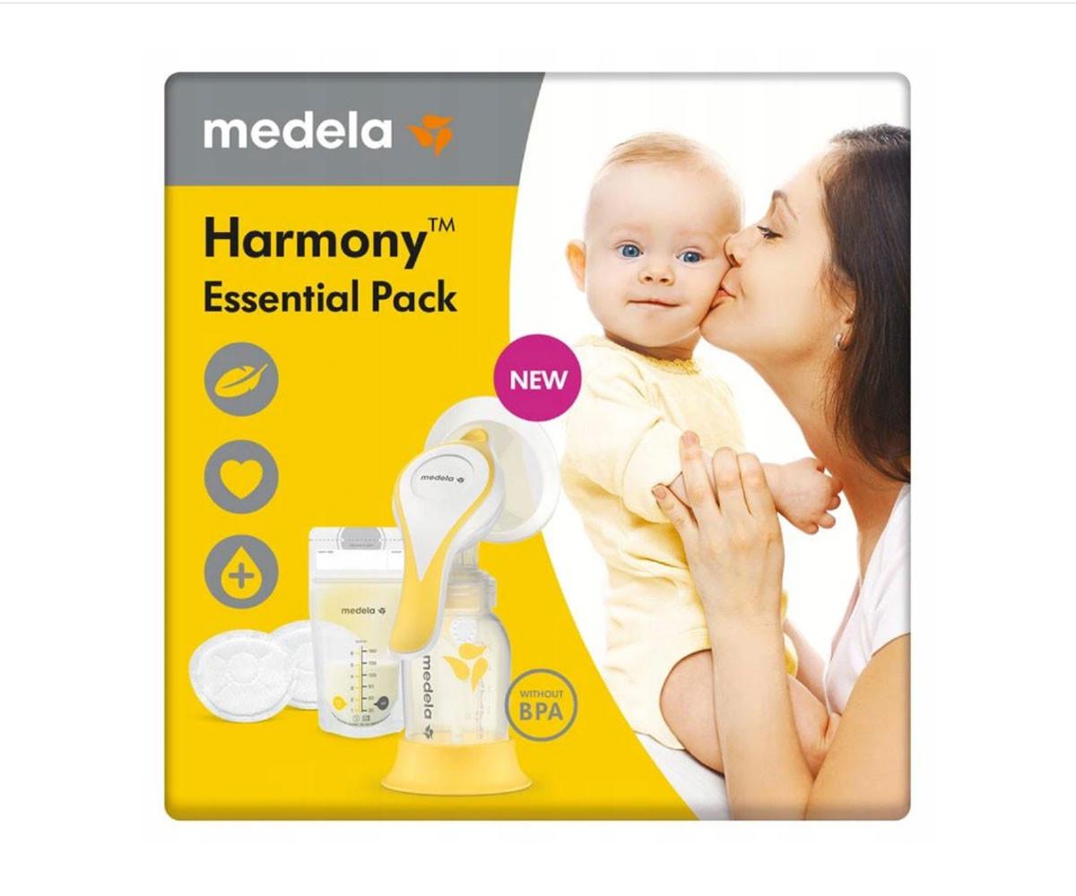 Двуфазна ръчна помпа Medela Harmony, основен пакет 101041164