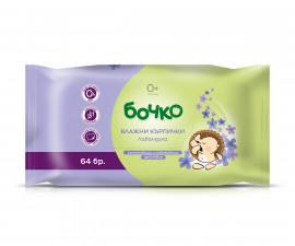Мокри кърпички Бочко 3010-07-006