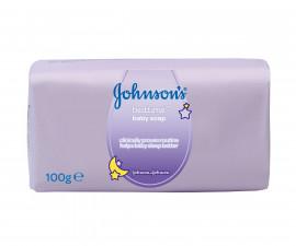 Бебешки сапун Джонсънс Bedtime с лавандула 100 гр