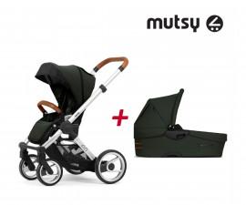 Бебешки колички Mutsy MT -0411.004 -ПАКЕТ EVO BOm.green-01