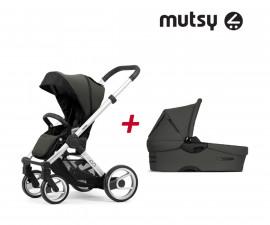 Бебешки колички Mutsy MT -0411.003 -ПАКЕТ EVO BOdе.grey-01