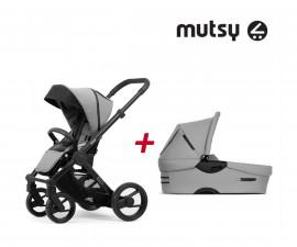 Бебешки колички Mutsy MT -0411.001 -ПАКЕТ EVO BO p.grey-01