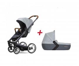 Бебешки колички;Модули за колички; Mutsy MT -0421 -ПАКЕТ i2 PURE cloud-01