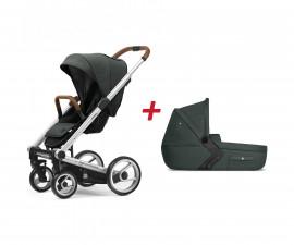 Бебешки колички;Модули за колички; Mutsy MT -0422 -ПАКЕТ i2 HEam.green-01