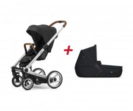 Бебешки колички;Модули за колички; Mutsy MT -0422 -ПАКЕТ i2 HE black -01