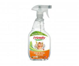Препарат за премахване на петна и миризми Friendly, 650 мл