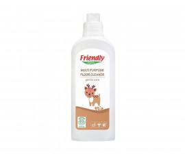 Универсален препарат за почистване на под Friendly, цитронела, 1000 мл