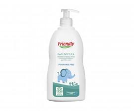Препарат за ръчно измиване на бебешки шишета /съдовe Friendly