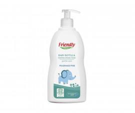Препарат за ръчно измиване на бебешки шишета и съдове Friendly