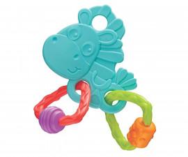 Гризалка кончето Хоп Троп Playgro, син цвят PG.0334