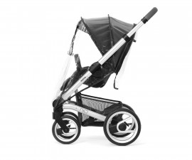 Дъждобран за седалка за бебешка количка Муци Нио