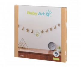 Златист гирлянд с отпечатък с боички Baby Art BA.00069.001