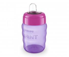 Бебешка чаша за лесен преходбез дръжки Philips-Aventт SCF553/03