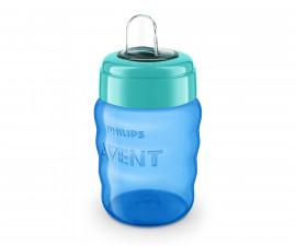 Бебешка чаша за лесен преход без дръжки Philips-Aventт SCF553/05