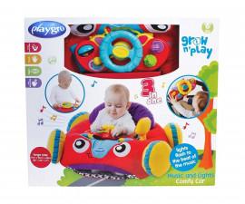 Игрален център за деца кола със светлини и звуци Playgro PG.0607