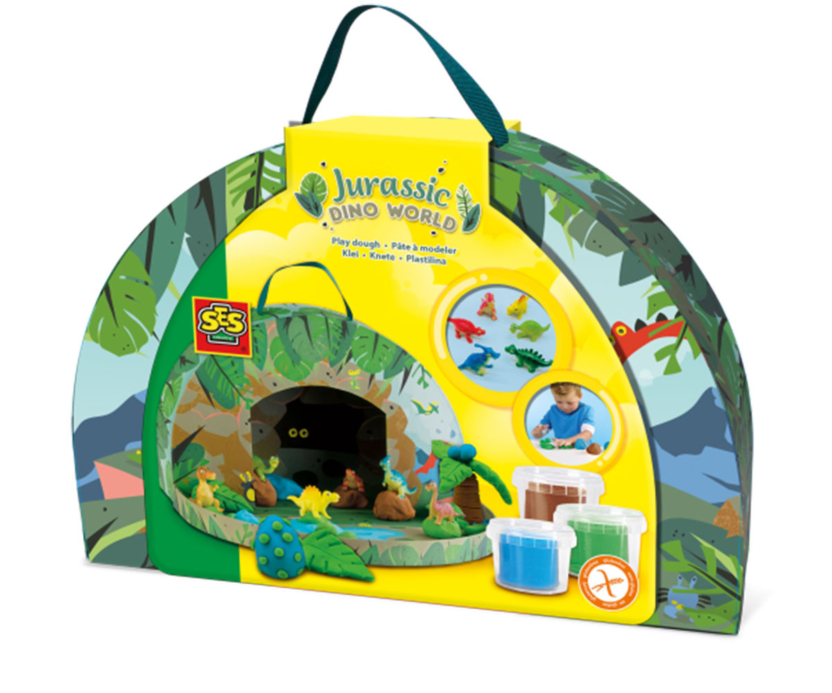 Куфарче за игра СЕС, динозаври