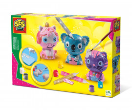 SES 01289 - Отливка блестящи животни