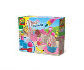 Детска играчка на тема кухня и домакинство - СЕС - Кексчета от кал
