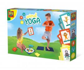SES 02288 - Йога с животни