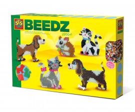 Комплект мъниста за деца животни СЕС