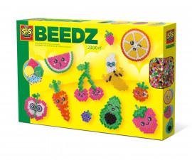 Комплект мъниста за деца плодове СЕС