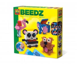 Комплект мъниста за деца 3Д животни СЕС