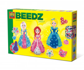 Комплект мъниста за деца принцеси с диаманти СЕС