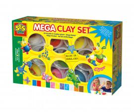 Моделиране СЕС Clay 459