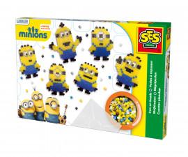 Комплект мъниста за деца Миньоните СЕС