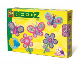 Комплект мъниста за деца градина с пеперуди СЕС