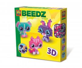 Комплект мъниста за деца животни приятели СЕС