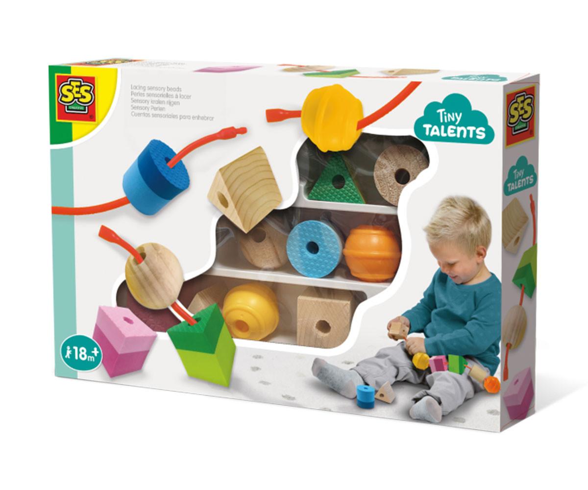 Комплект мъниста за деца за свързване СЕС