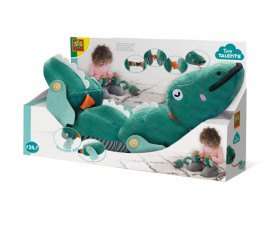 Крокодил с катарама и копче SES