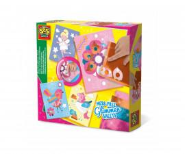Детска играчка за апликация - СЕС - Листове за декорации