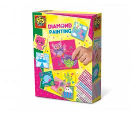 Детски комплект за игра - Рисувай с диаманти СЕС