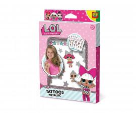L.O.L Блестящи татуировки СЕС
